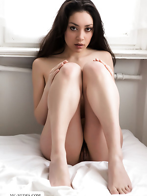 MC-Nudes  Adele  Brunettes, Beautiful, Erotic, Softcore, Legs, Teens, Young, Amazing, Solo