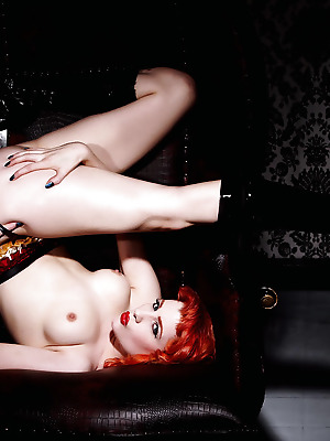Holly Randall  Ulorin Vex  Erotic, Softcore, Rubber, Latex, Leather